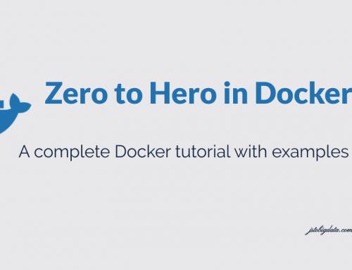 Advanced Docker Tutorial