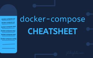 Docker compose cheatsheet