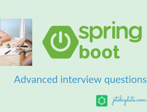 Top Spring Boot Advanced Interview Questions