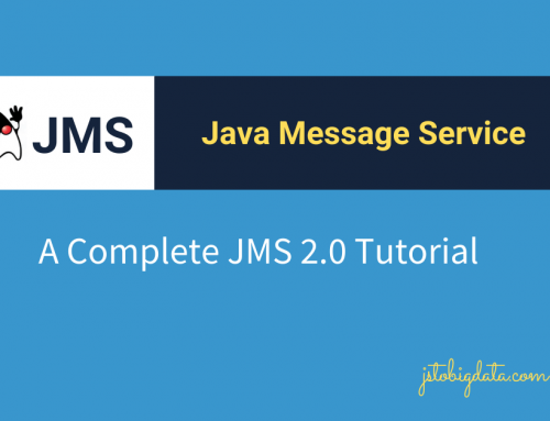 A Complete JMS 2.0 Tutorial